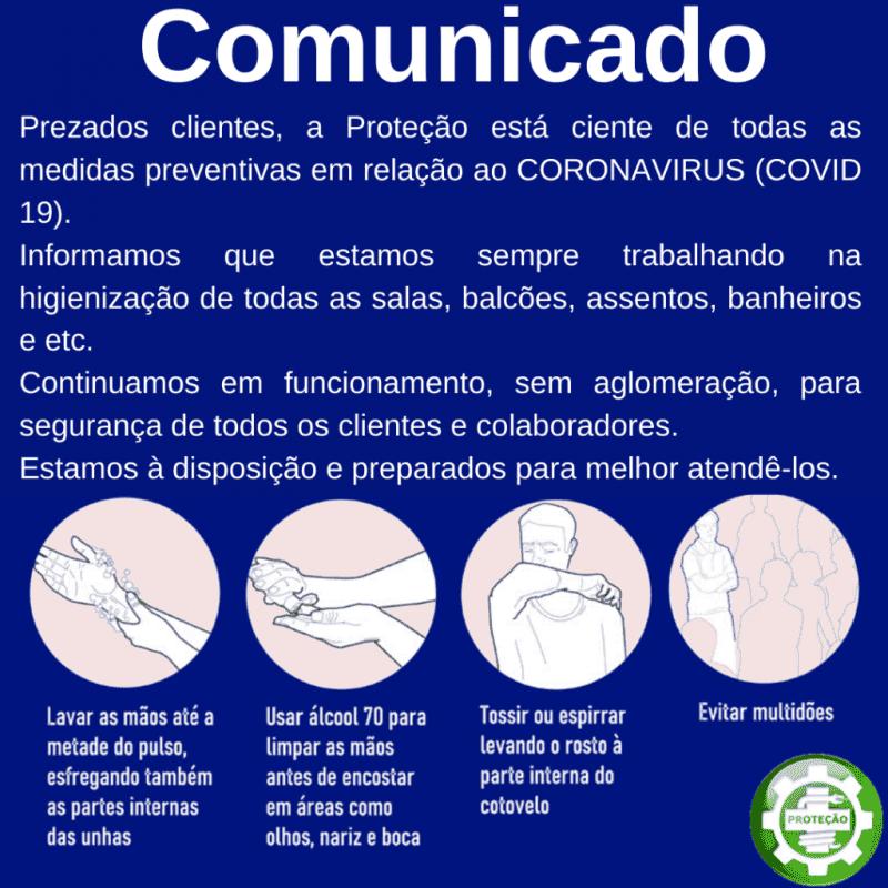 Coronavírus (COVID-2019)