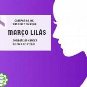 MARÇO LILÁS